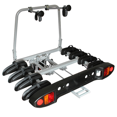 ZX400 platform style cycle carrier